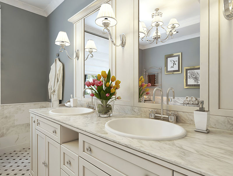 Bathroom Vanity Tops Milwaukee Wi Choosing Bathroom Countertops