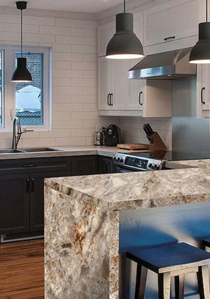 quartz vs ceramic tiles